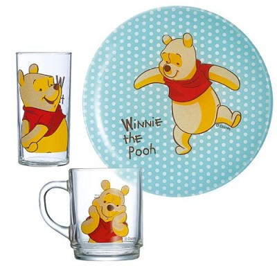 Luminarc Disney Winnie Colors H5307